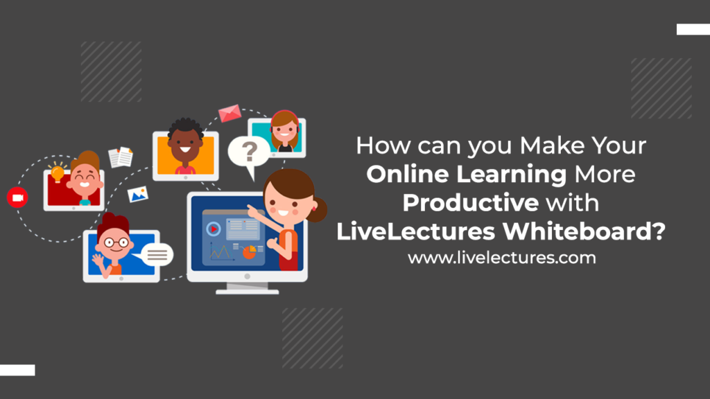 LiveLectures whiteboard